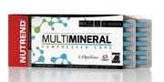 Multimineral Compressed - Nutrend 60 cps