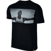 Air Jordan Wings T-shirt Black 862431-010 - 2XL