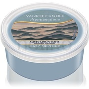 Yankee Candle Misty Mountains vosk do elektrickej aromalampy 61 g