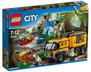 LEGO CITY MOBILNE LABORATORIUM DO DZUNGLE /60160/