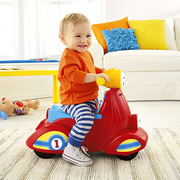 Fisher Price Laugh & Learn Smart Stages Hovoriaci skúter SK DHT44-SK