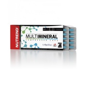 Vitamíny Nutrend Multimineral Compressed Caps 60 kapsúl