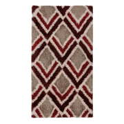 Koberec Flair Rugs Bijoux Red Brown, 160 × 230 cm